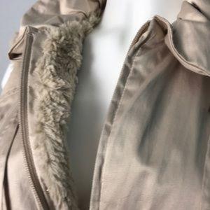 CAbi Snowbunny Reversible vest